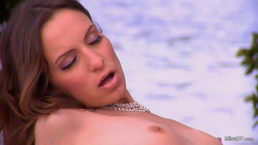 MissDP.com - Amber Rayne HD video screenshots - 1 - 2